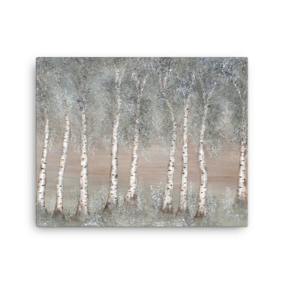 Canvas no frame Afternoon Aspen Clonlea Design Wall Art Irish