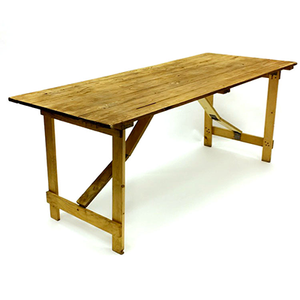 RUSTIC TABLE 6 FT