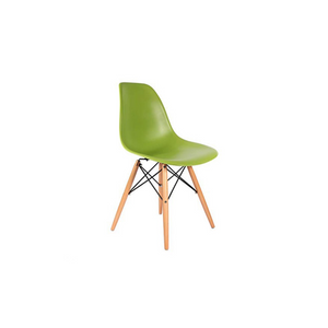 GREEN ADULT EAMES CHAIR