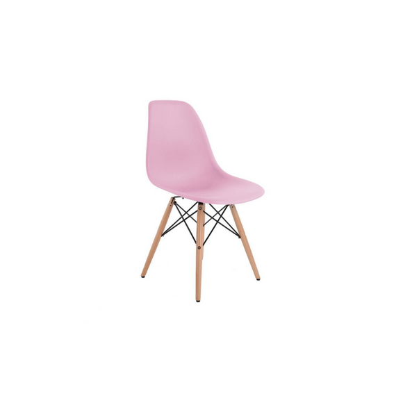 PINK ADULT EAMES CHAIR