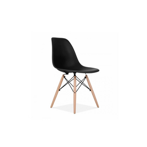 BLACK ADULT EAMES CHAIR