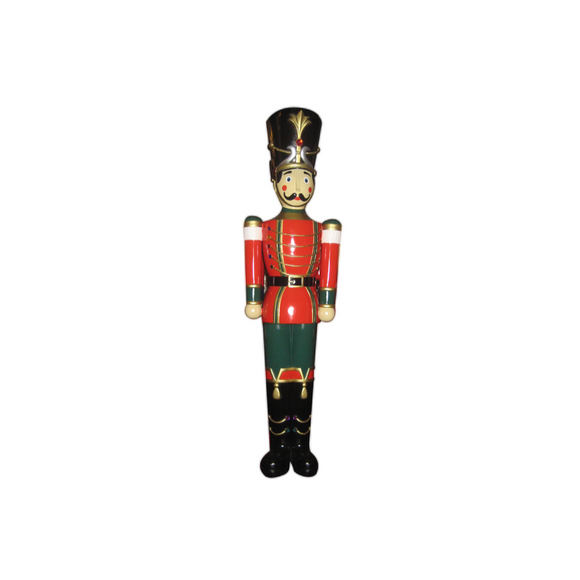 NUTCRACKER TOY SOLDIER MODEL - 6FT