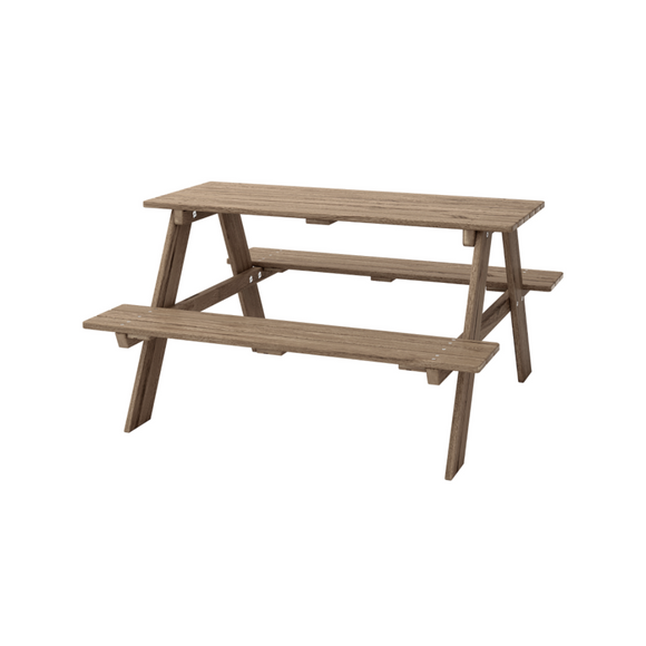 NATURAL PICNIC CHILD BENCH
