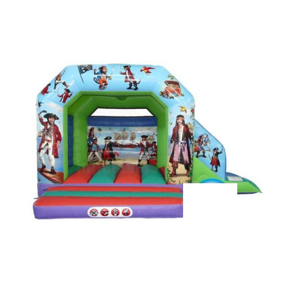 PIRATES BOUNCY CASTLE