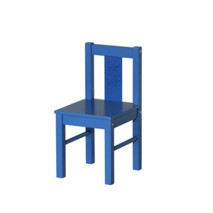 BLUE STANDARD CHILD CHAIR