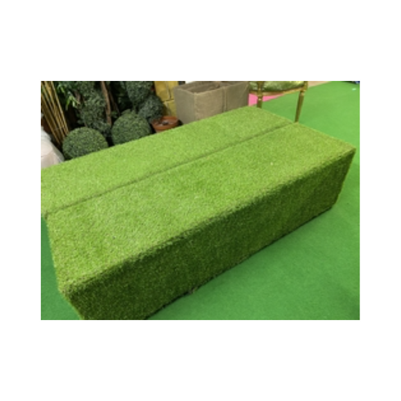 GRASS BENCH SEATING