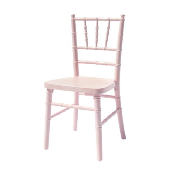 PINK CHIAVARI CHILD CHAIR