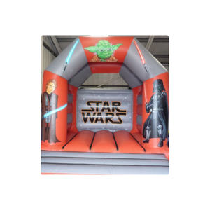 STAR WARS BOUNCY CASTLE
