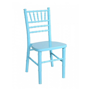 BLUE CHIAVARI CHILD CHAIR