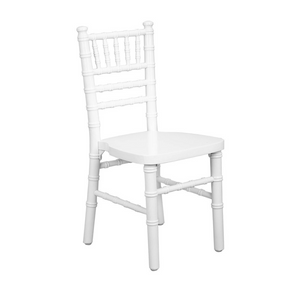 WHITE CHIAVARI CHILD CHAIR SMALL
