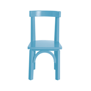 TURQUOISE LUXURY CHILD CHAIR