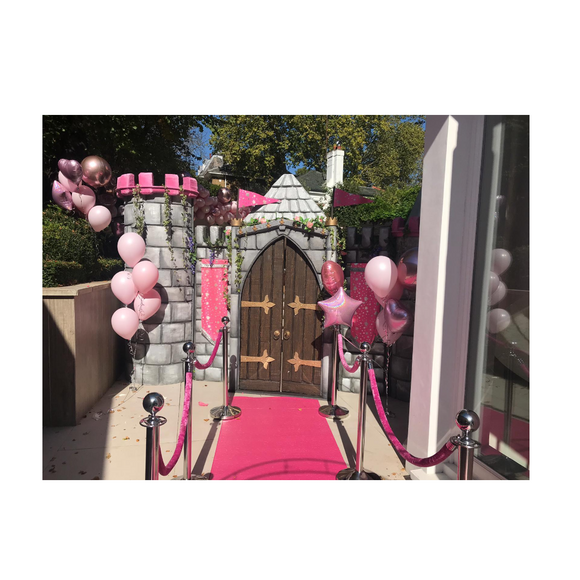 PRINCESS CASTLE FRONT PROP