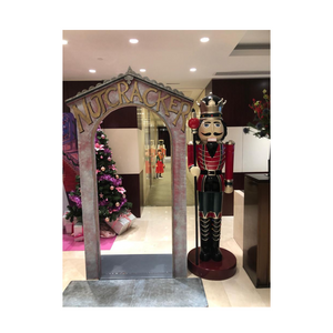 NUTCRACKER ENTRANCE PROP