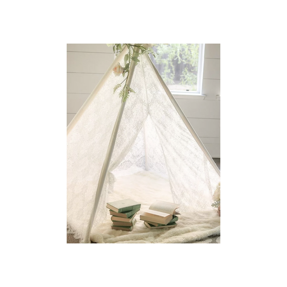 PRETTY LACE TEEPEE