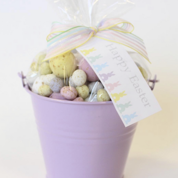 EASTER SWEETIE BUCKETS OR CONES