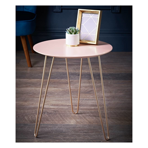 PINK BLUSH TABLE