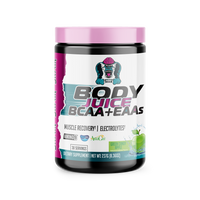Body Juice Green Candy Apple
