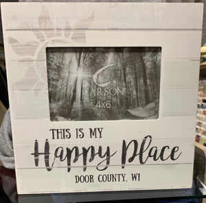 Door County Picture Frame