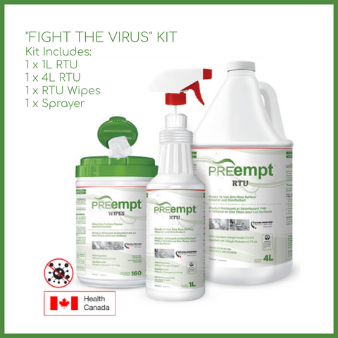 "Preempt ""Fight the Virus"" Kit"