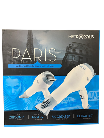 Metropolis Blow Dryer Paris