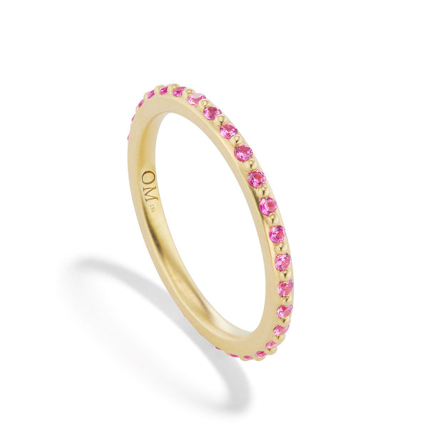 Radiate Stacking Ring