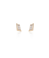 Stellar ZigZag Earrings