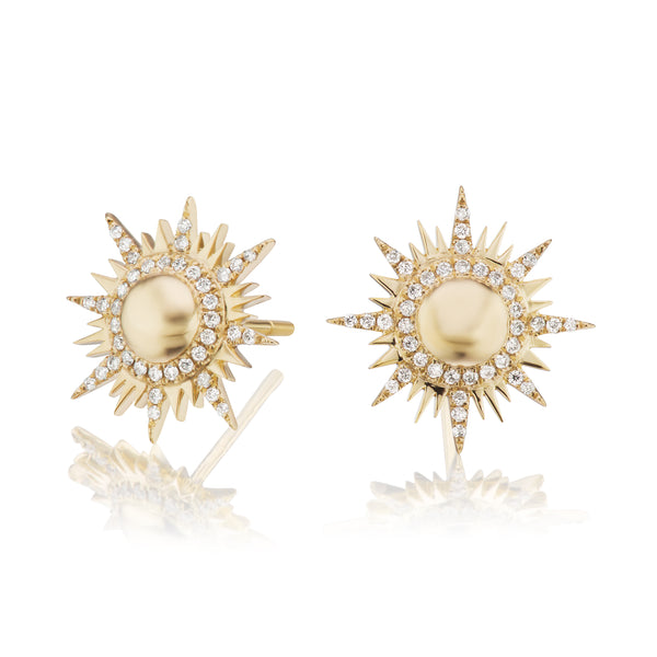Il Sole Stud Earrings