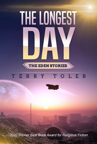 THE LONGEST DAY WINNER 2020 BEST RELIGIOUS FICTION BOOK OF THE YEAR AWARD