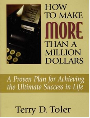 HOW TO MAKE MORE THAN A MILLION DOLLARS #1 Best Seller for Thirteen Months