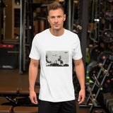 Deer Yasha, 1941 WWII Photo Men's T-Shirt