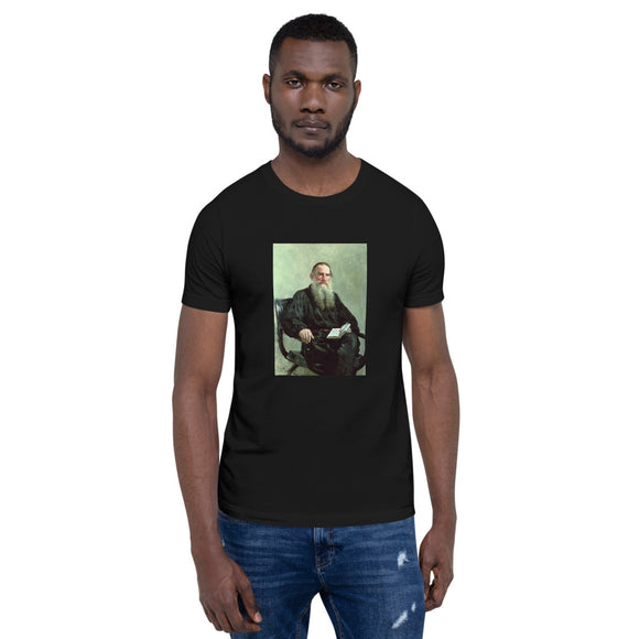 Leo Tolstoy Men's T-Shirt