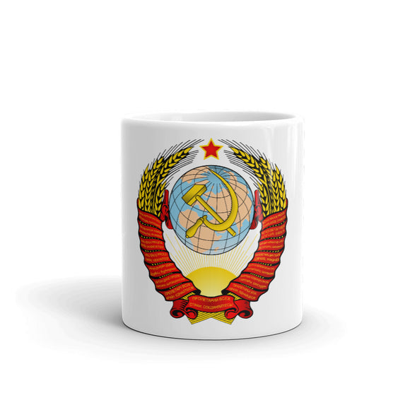 State Emblem of the Soviet Union Men's Mug