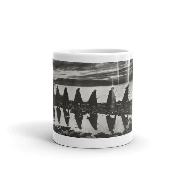 Towards Murmansk, July 1941 WWII Photo Mug