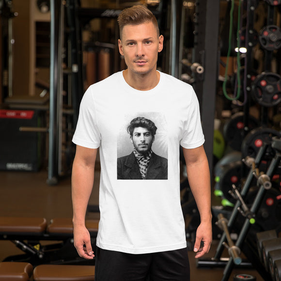 Joseph Stalin Photo in 1902, 23 years old Men's T-Shirt