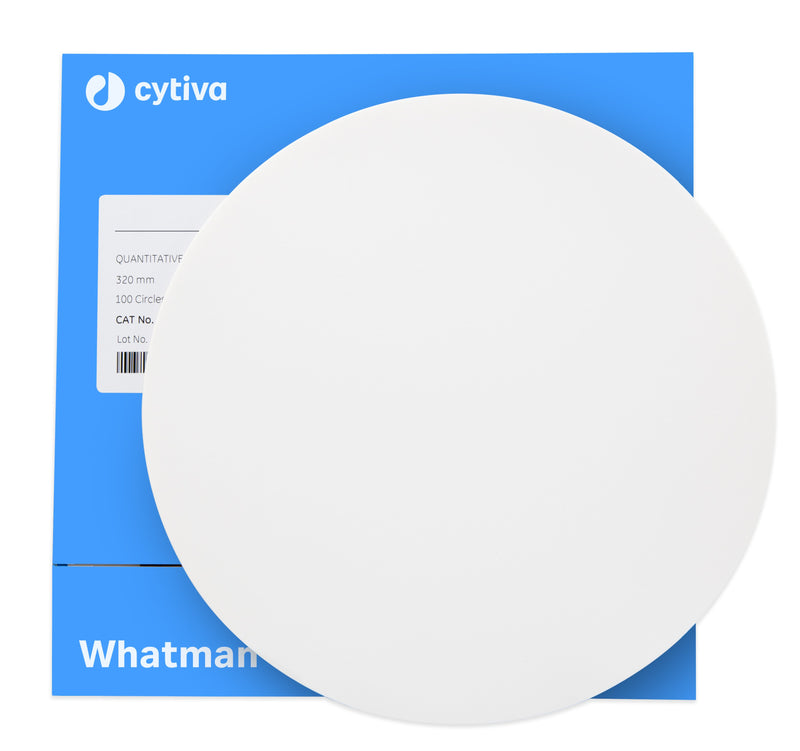 Whatman 1442-090 Filter Circles, 90mm Dia, Ashless Grade 42, 100/pk (PN:1442-090)