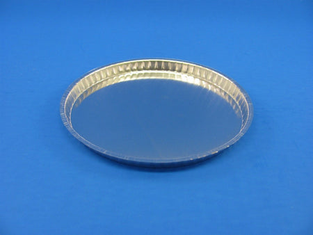 DSC Laboratory Disposable Aluminum Dishes, 9.0 cm, 50/box