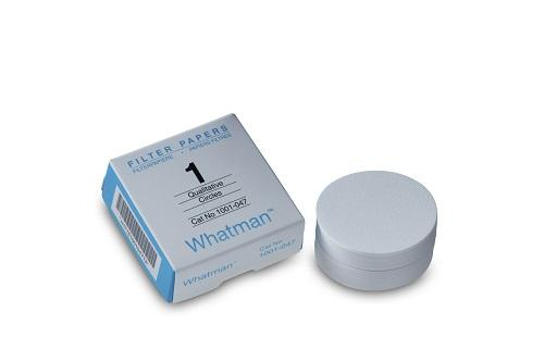 Whatman 1001-400 Filter Circles, 400mm Dia, Grade 1, 100/pk (PN:1001-400)