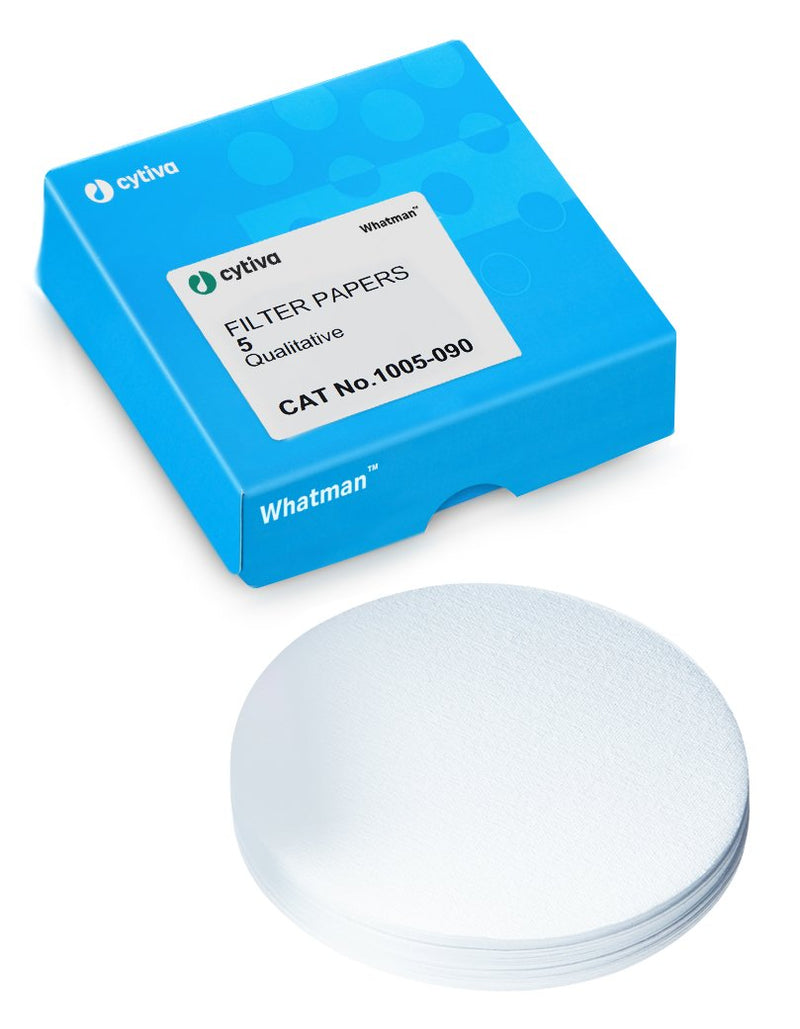 Whatman 1005-070 Filter Circles, 70mm Dia, Grade 5, 100/pk (PN:1005-070)