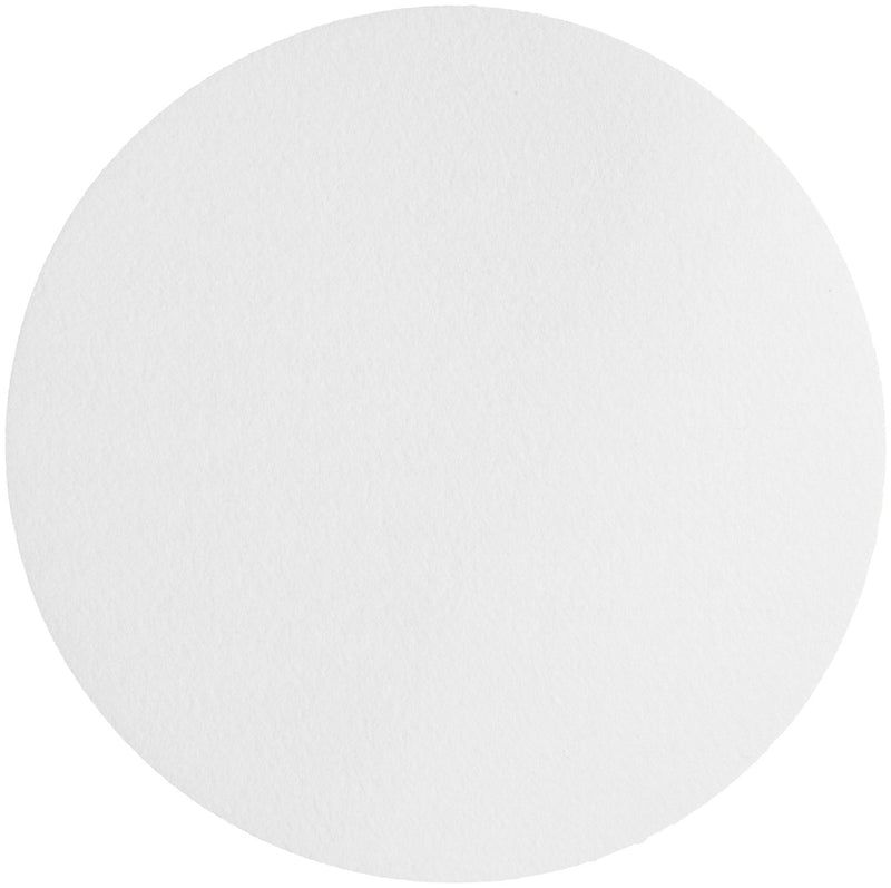 Whatman 10311644 Filter Circles, 125mm Dia, Folded Prepleated Grade 595