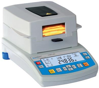 DSC HFT 1600F™ Fat Tester (Discountinued - The HFT1000F is comparable with this model)
