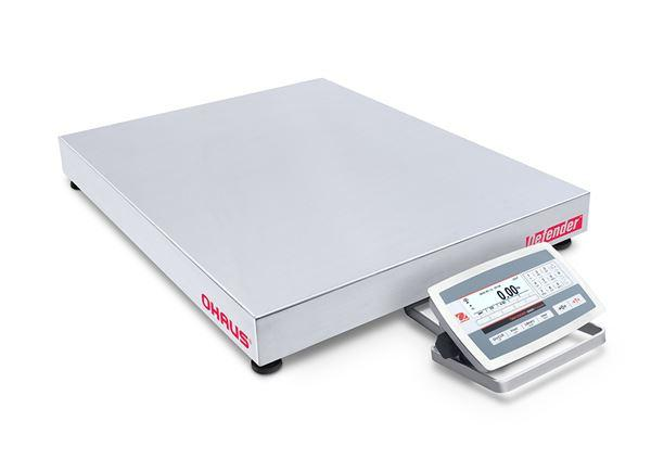 Ohaus D52XW125RQV5 DEFENDER 5000 - D52 Bench Scale