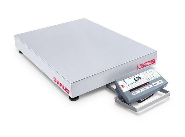 Ohaus D52P125RTX5 DEFENDER 5000 - D52 Bench Scale