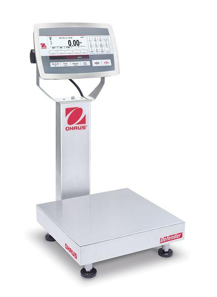 Ohaus D52XW12RQR1 DEFENDER 5000 - D52 Bench Scale