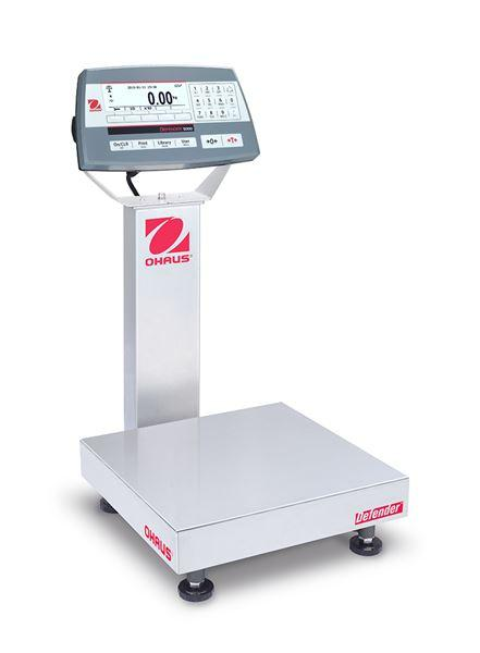 Ohaus D52P25RQR1 DEFENDER 5000 - D52 Bench Scale