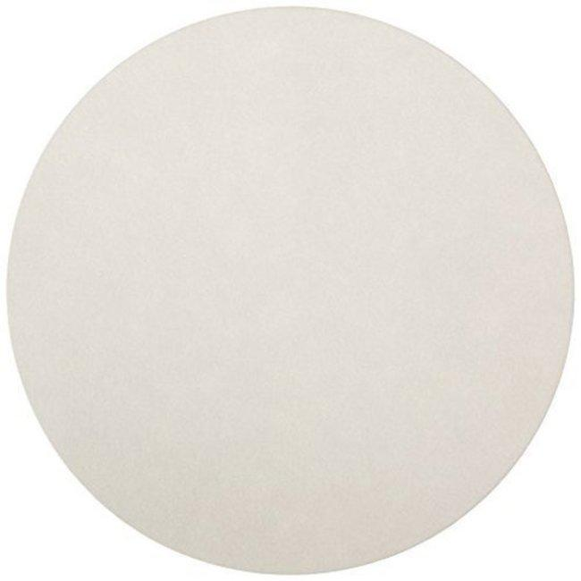 Whatman 5802-6698 Reeve Angel Grade 802 Qualitative Filter Papers, Creped Surface, Prepleated, Fast Speed, Diameter: 24cm (Pack of 1000)