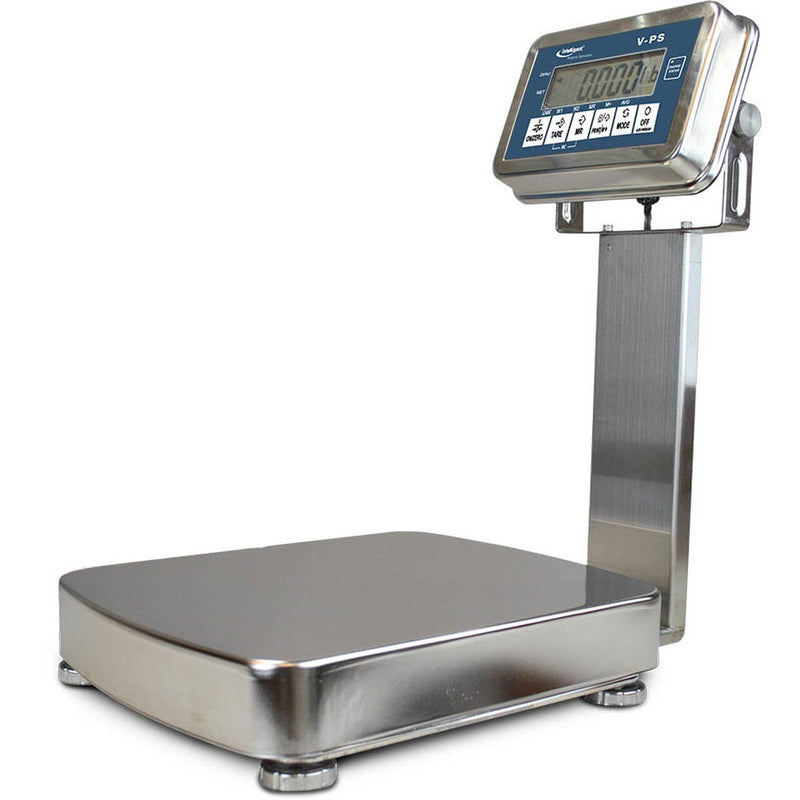 Intelligent Weighing VPS-512K Stainless Steel Washdown Bench Scale