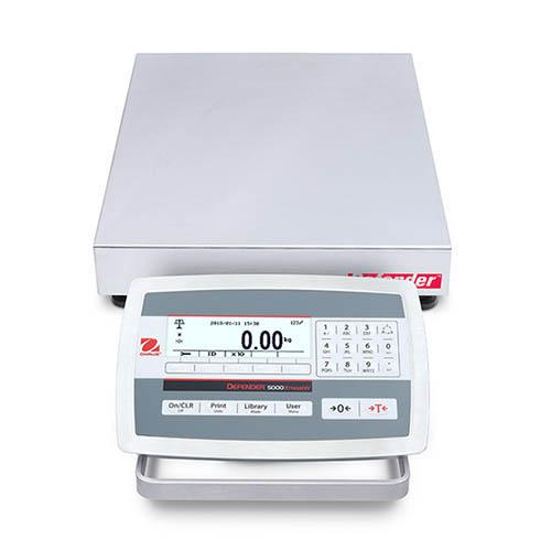 Ohaus D52XW50RTR5 DEFENDER 5000 Bench Scale