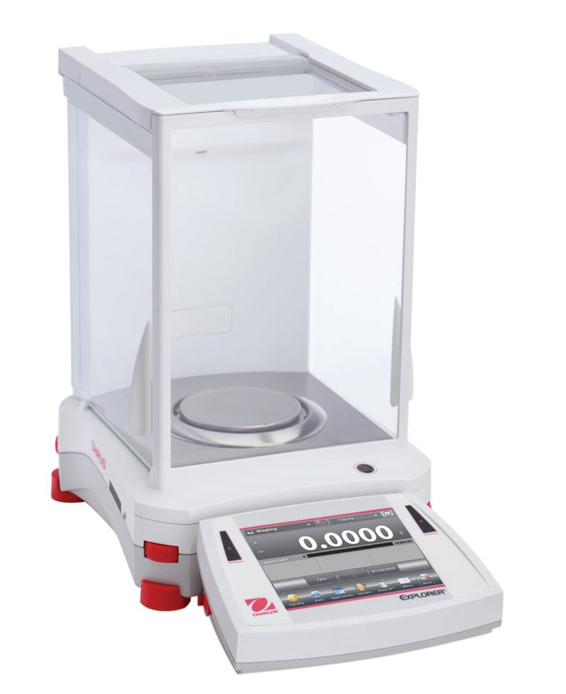 Ohaus EX224 Explorer Analytical Balance