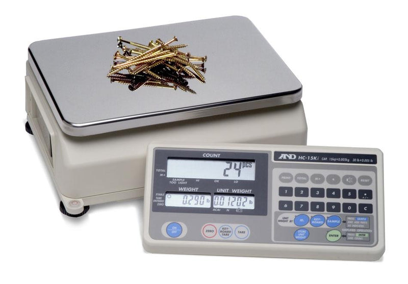 A&D HC-3Ki HC-I Series Counting Scale