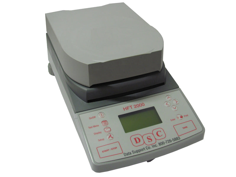 DSC HFT 2000M™ Moisture Analyzer - replaced by HFT 4000M